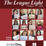 The League Light Magazinie Spriing 2020 Issue Cover